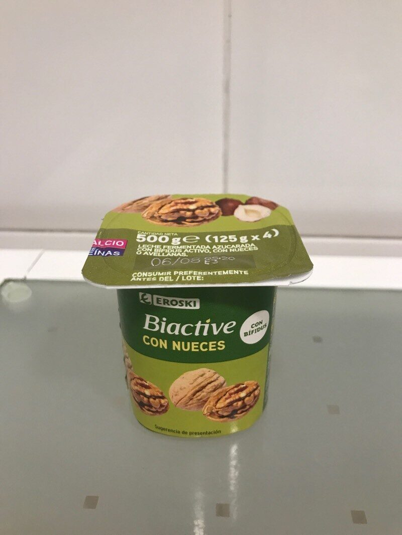 Bioactive con nueces - Product