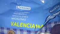 Magdalenas valencianas - Producto - es