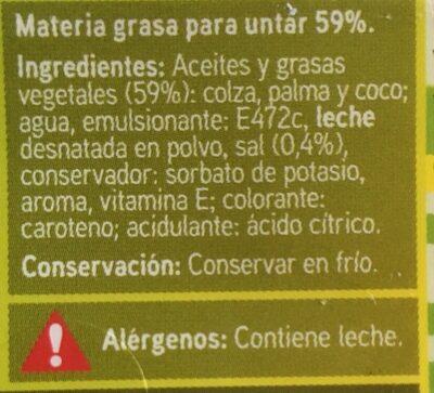 Omega 3 - Ingredients - es