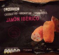 Croquetas jamón ibérico - Producto