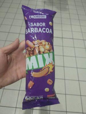 Mix sabor barbacoa