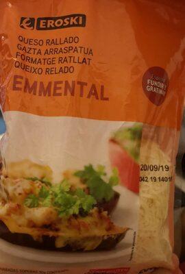 Emmental queso rallado - Product - es