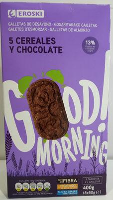 Galletas de Desayuno - Product