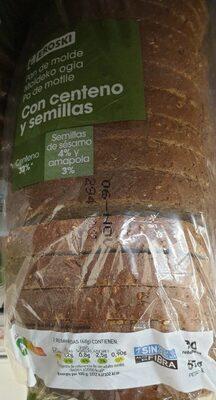 Pan de molde - Producto - es