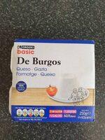 Queso de Burgos - Product