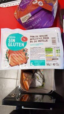 Sin gluten - Pan de molde