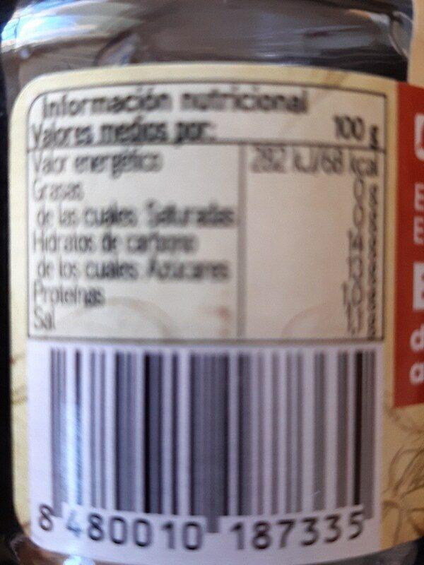 Ensalada de pimientos del piquillo asados con cebolla - Ingrédients - es