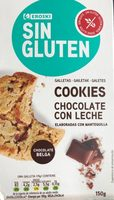Cookies Chocolat au lait - Producto