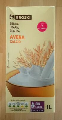 Bebida Avena Calcio - Product