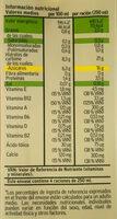 Bebida Avena Calcio - Voedigswaarden