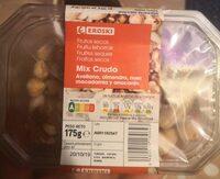 Mix crudo - Produit