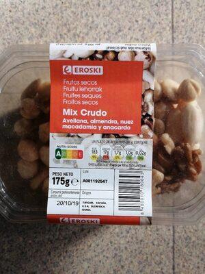 Mix crudo - Prodotto - es