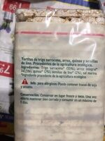 Tortitas de arroz - Ingredients - es