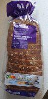 Pan de molde con cereales y semillas - Product - es