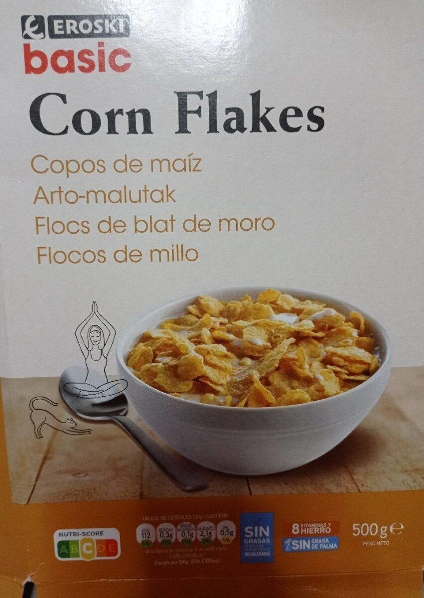 Corn flakes - Product - es