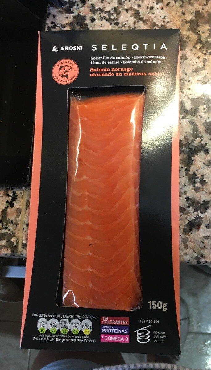 Seleqtia - Solomillo de salmón - Producto