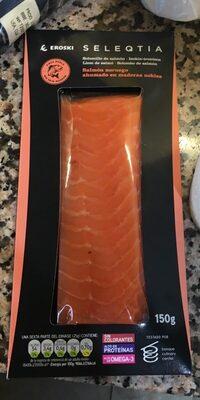 Seleqtia - Solomillo de salmón - Información nutricional