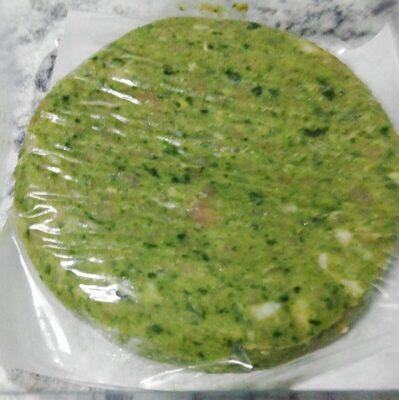 Burger Pollo & Pavo con Espinacas - Producto - es