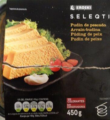 Seleqtia - Pudín de pescado