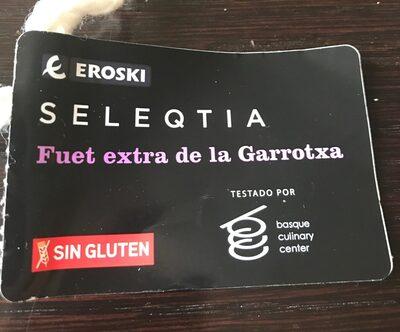 Seleqtia - Fuet extra de la Garrotxa