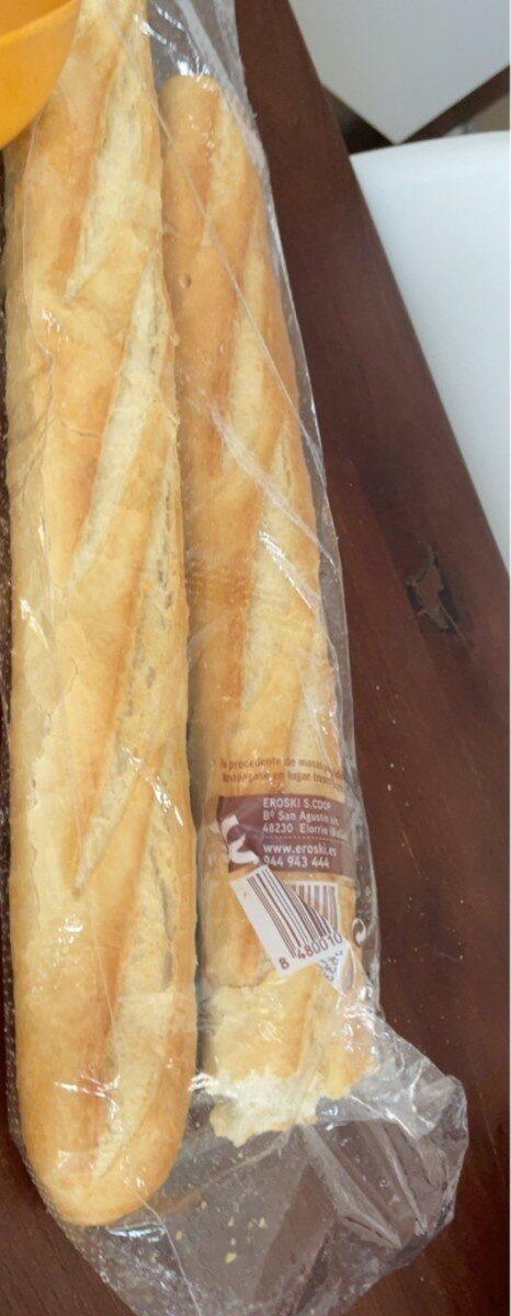 Pan procedente de masas desconocidas - Product - es