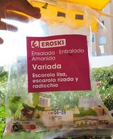 Ensalada variada - Produit - fr