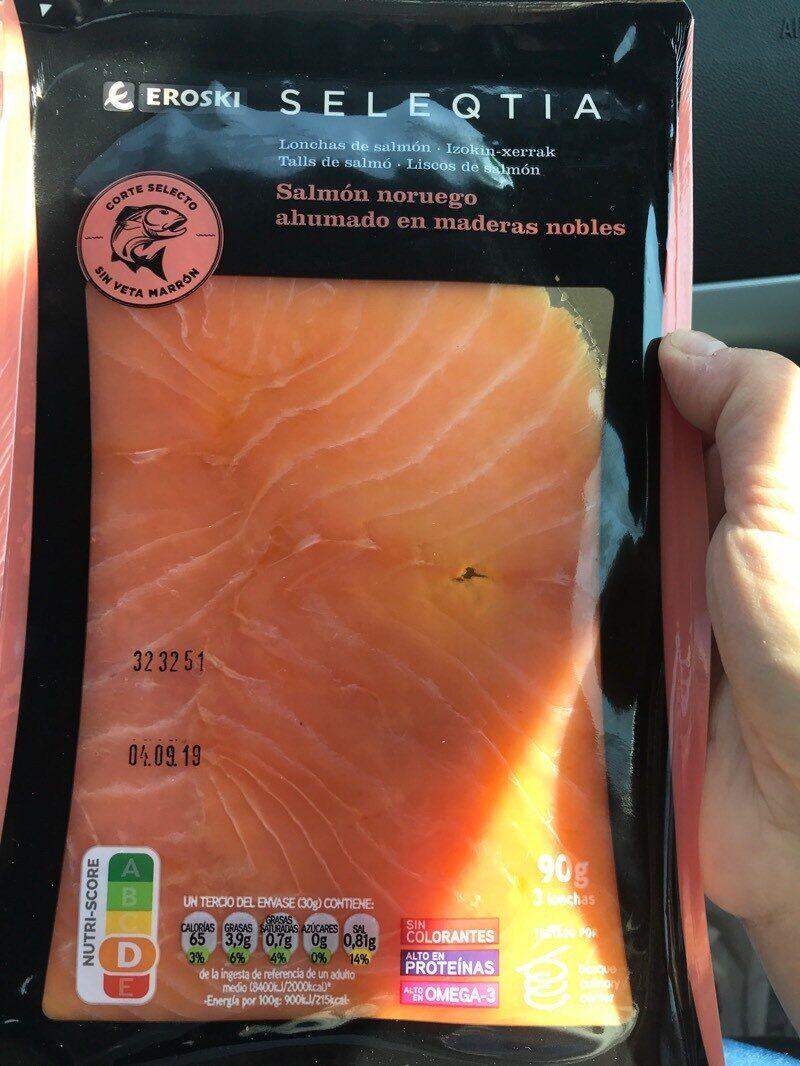 Salmón noruego ahumado Seleqtia - Product
