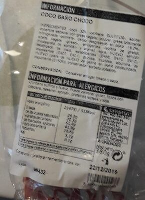 Coco baño coco - Product