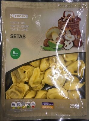 Tortelloni setas