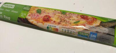 Masa pizza extra fina - Producte - es