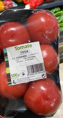Tomate rosa Eroski - Nutrition facts
