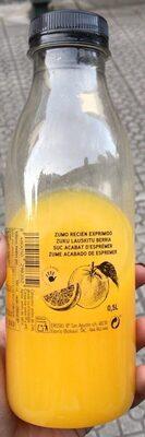 Zumo Recién Exprimido - Product - es