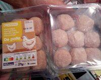 Albóndiga de pollo - Producte - es