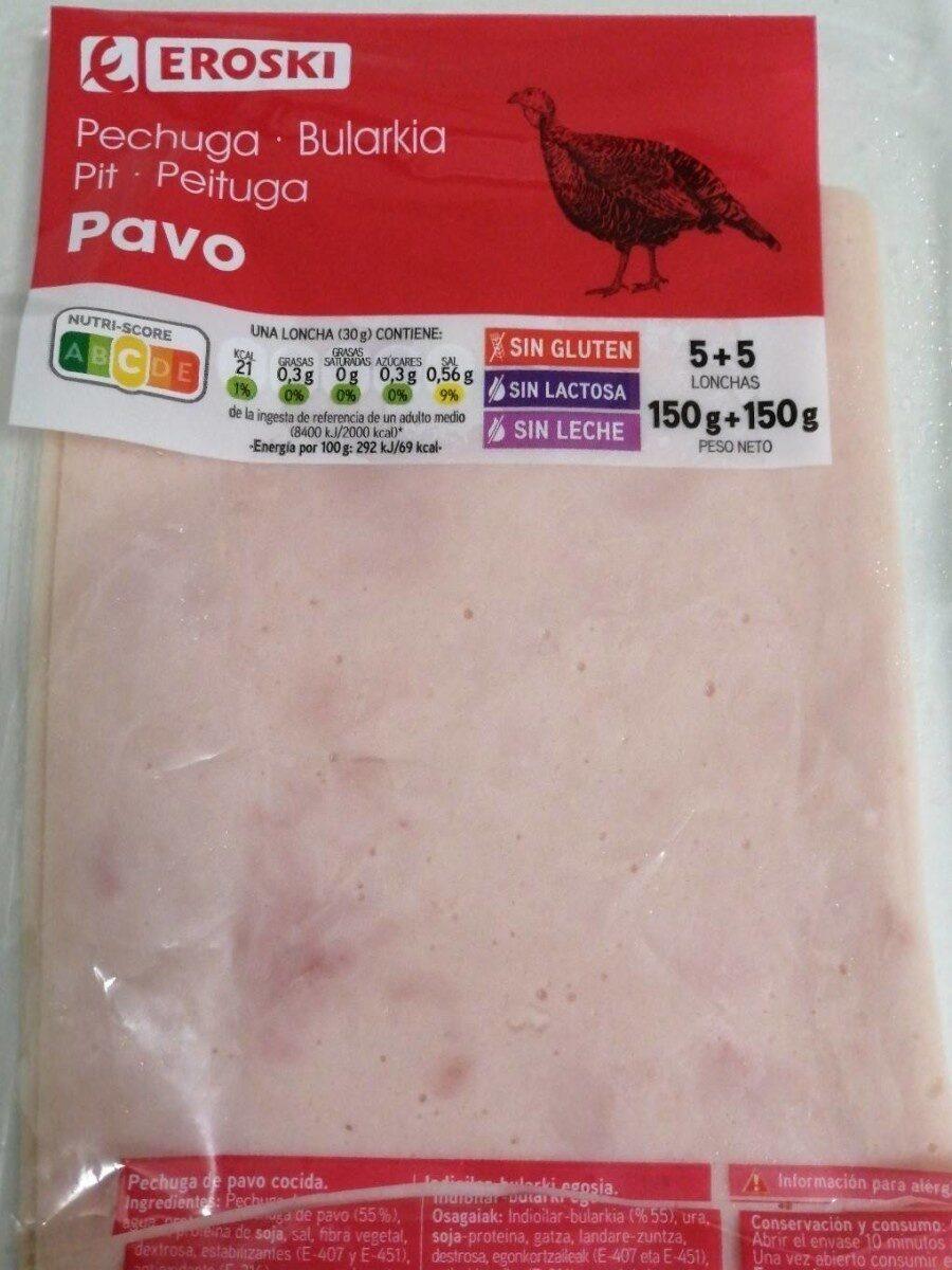 Pechuga de pavo - Product - es