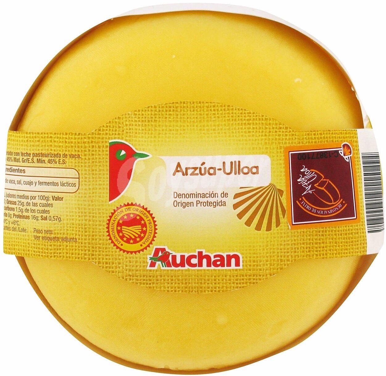 Queso Arzúa Ulloa AUCHAN - Producto - es