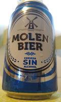 Cerveza Rubia Sin 33 CL. Palck 6 Unds (lata) - Producto - es