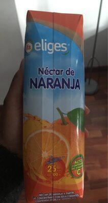 Nectar de Naranja - Producto