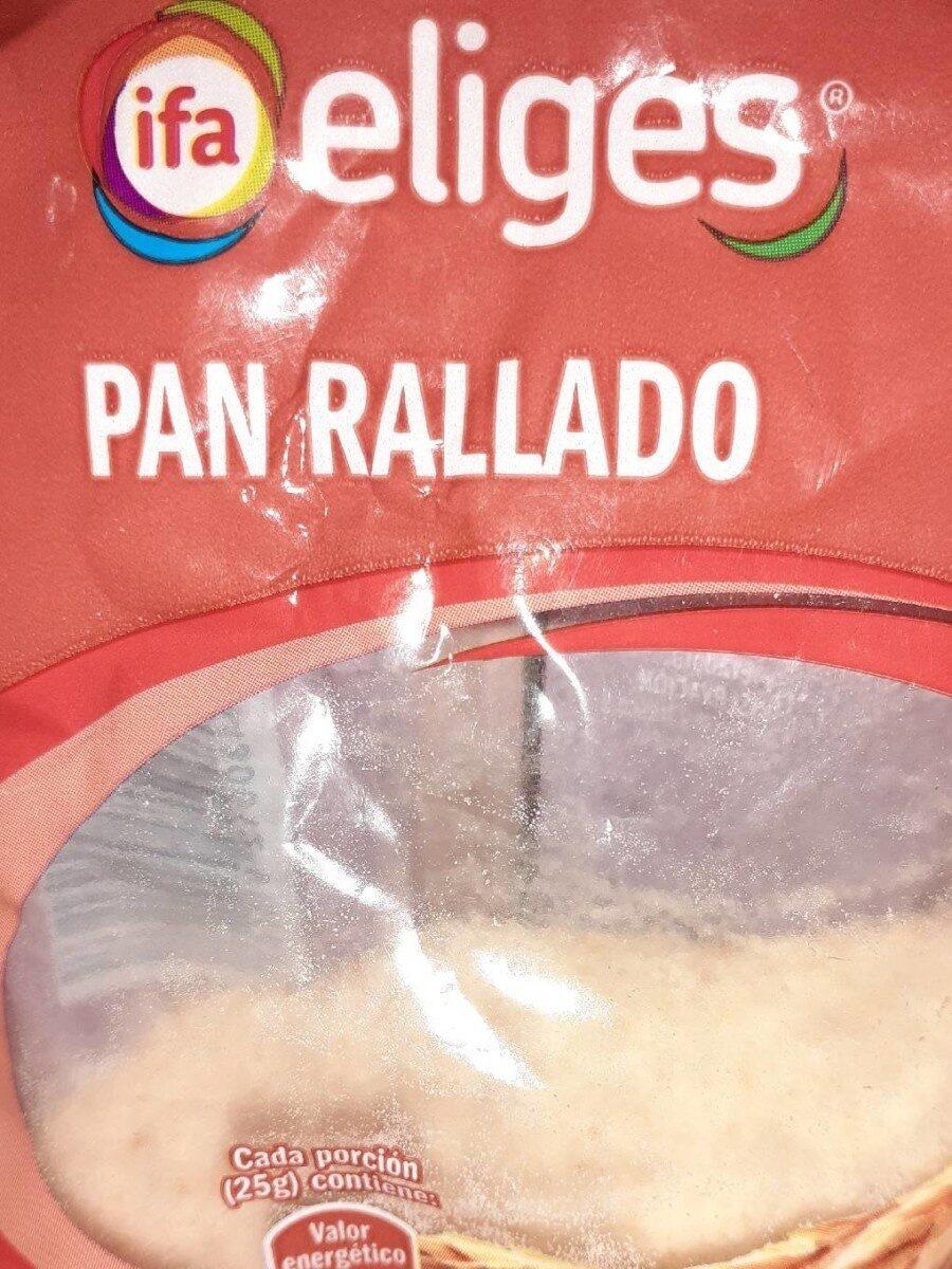 Pan rallado - Produit - es
