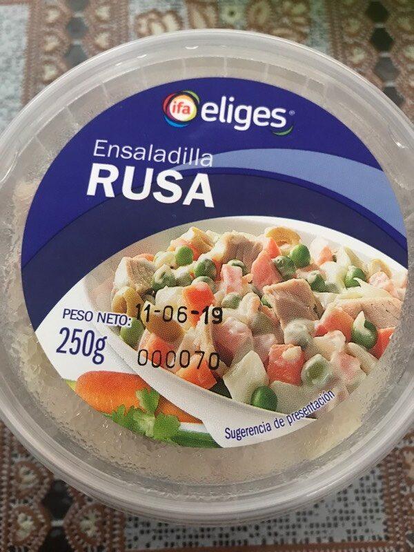 Ensaladilla rusa - Producte - es