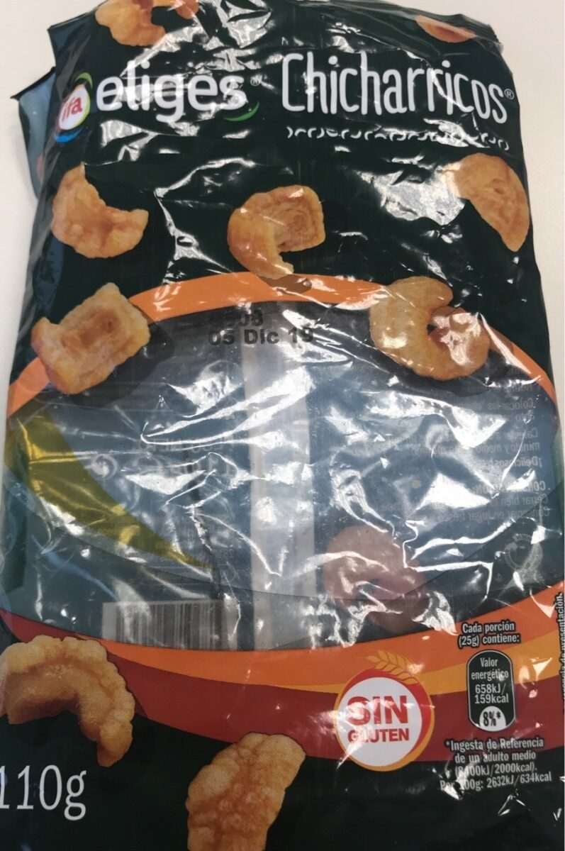 Chicharricos - Product