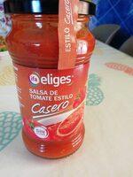 Salsa Tomate Casero - Producto - es