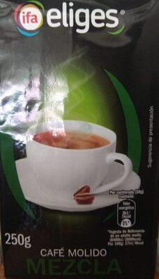 Café molido mezcla - Produkt - es