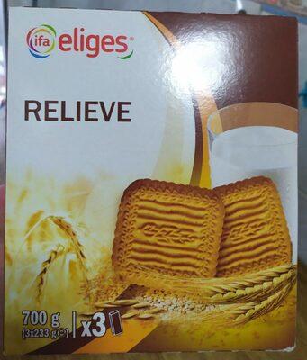 Galletas Relieve - Product - es