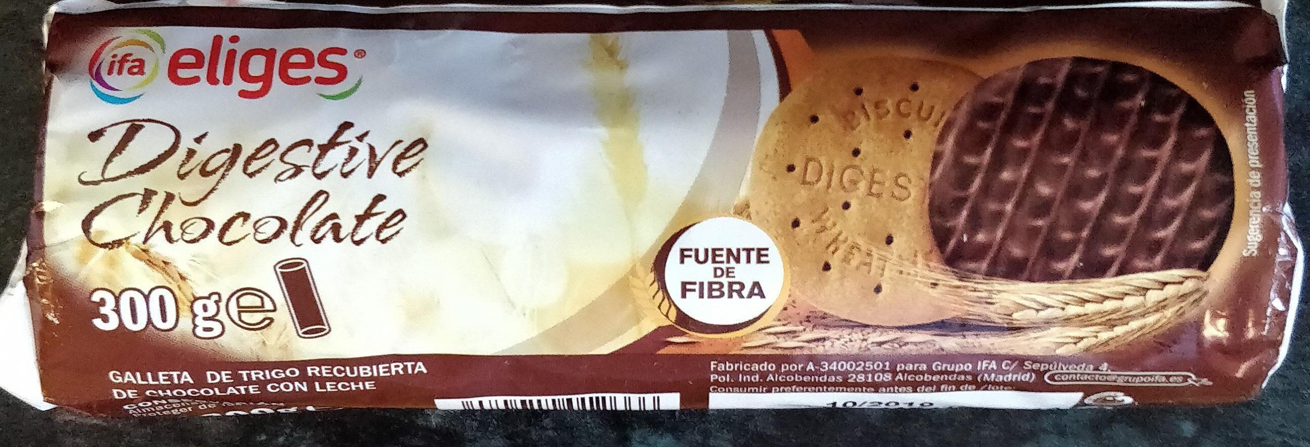 Galletas digestive - Producte - es