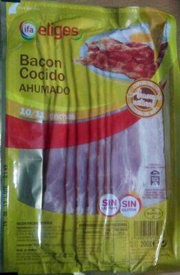 Bacon cocido ahumado