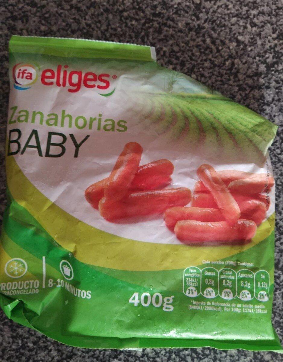 Zanahorias baby - Prodotto - es