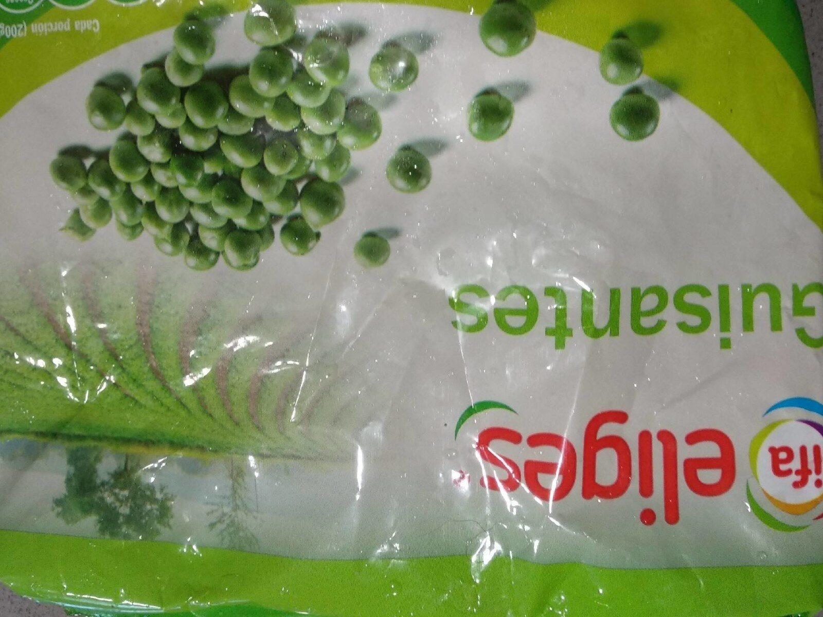 Guisantes congelados - Producte