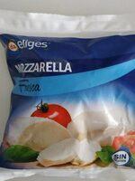 Mozzarella fresca - Product