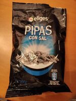 Pipas con Sal - Product