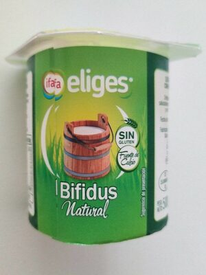 Bifidus Natural - Producte